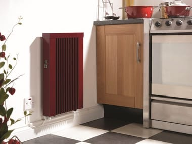 Electric wall-mounted radiator Electric radiator