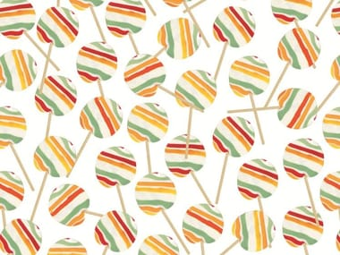 Motif kids wallpaper FUN