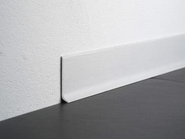 Skirting boards, flooring profiles and joints