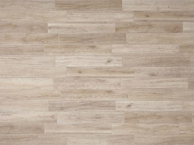 Indoor/outdoor porcelain stoneware wall/floor tiles with wood effect LISTONE D Tundra