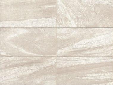 Revêtement de sol/mur en grès cérame effet pierre pour intérieur et extérieur MINERAL D Dolomite