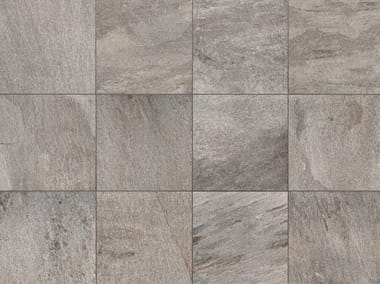 Full-body porcelain stoneware wall/floor tiles with stone effect STONE D Quarzite di Barge