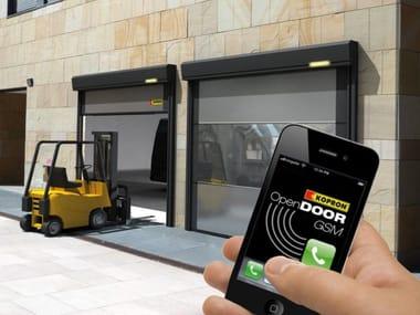 Sistema per il comando dell'apertura dei prodotti Kopron OPEN DOOR GSM
