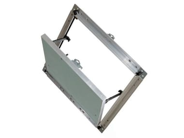 Aluminium inspection chamber for suspended ceiling GYPROC | Inspection chamber