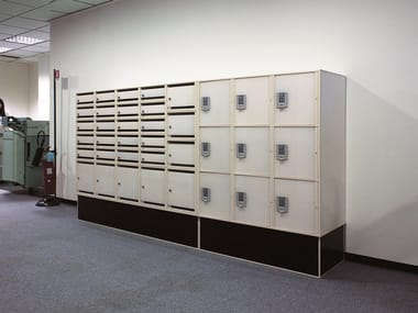 Metal safe-deposit box Special products