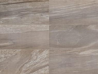 Revêtement de sol en grès cérame émaillé effet marbre MINERAL D LIVING Rame