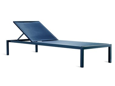 Recliner Vinytex sun lounger CLUB | Sun lounger