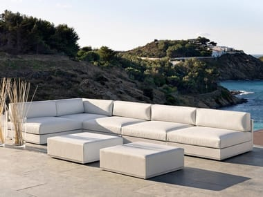 Sectional sofa MOOD LOW | Sectional sofa