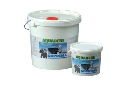 Prefabricated bituminous membranes Aquadere®