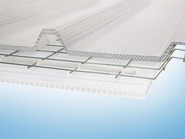 Polycarbonate sheet TECNOPIU'