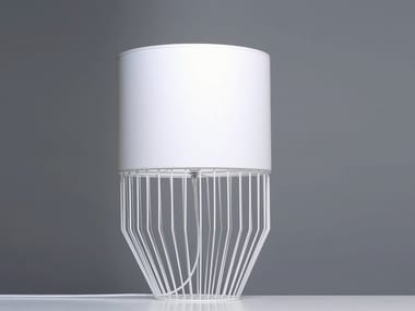 PVC table lamp RAIO T