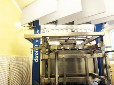Glass wool acoustic baffles Ecophon Hygiene Advance™ Baffle C3