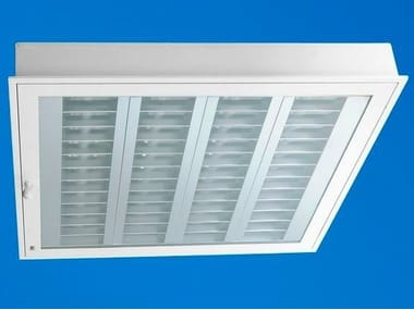 Recessed Lamp for false ceiling Ecophon Hygiene Lavanda™ T5 C3