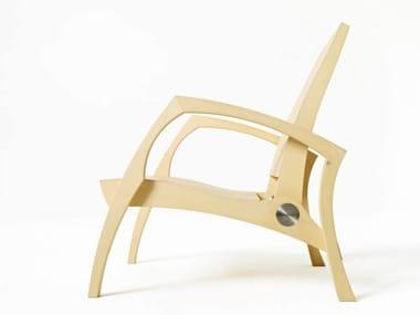 Recliner garden chair GRASSHOPPER | Garden chair