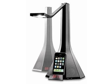 Table lamp / docking station LADIVA