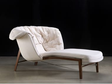 Fabric lounge chair CLEO | Lounge chair