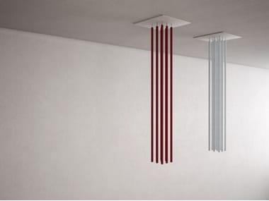 Lampada da soffitto a LED in alluminio FURIN R4