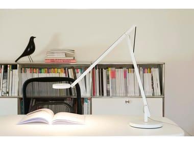 LED aluminium desk lamp STRING T1