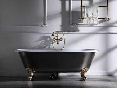 Neoclassical Style Freestanding Bathtub IMPERO STYLE | Freestanding Bathtub