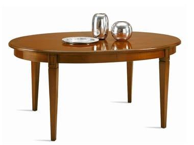Tavolo Allungabile Rotondo Classico.Tavoli In Ciliegio Stile Classico Archiproducts