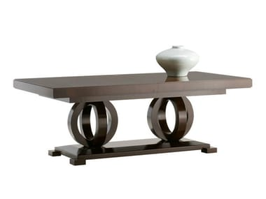 Rectangular wooden table TOSCA | Table