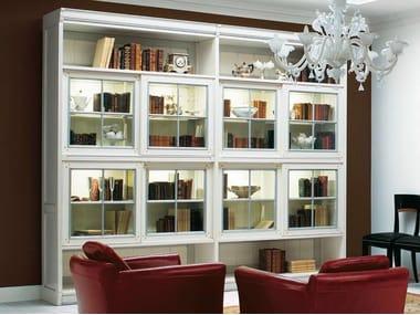 Venetian style solid wood bookcase LE STANZE DEL DOGE | Bookcase