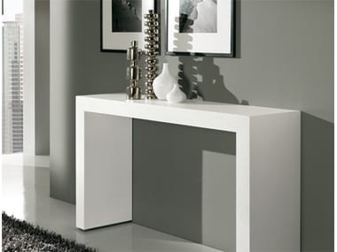 LUXURY   Consolle By RIFLESSI