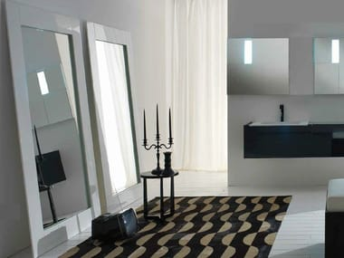 Freestanding framed mirror FLOOR