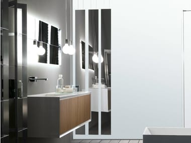 Rectangular wall-mounted mirror HD | Rectangular mirror