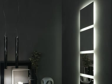 Square wall-mounted mirror HD | Square mirror