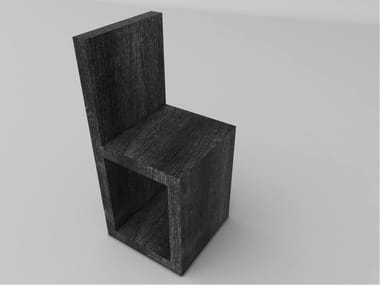 Multi-layer wood restaurant chair ORTHOS | Chair