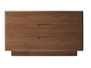 Ash chest of drawers MALIBÙ | Chest of drawers