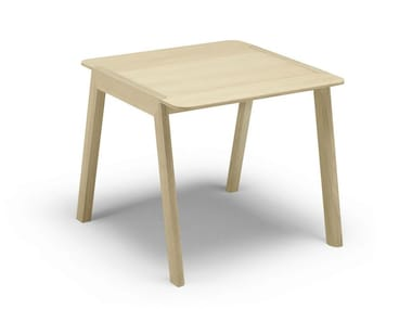 Rectangular oak table HELDU | Table