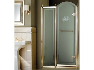 Niche glass shower cabin SAVOY