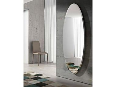 Espelho oval de parede IONICO