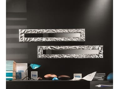 Wall-mounted framed mirror MITO | Mirror