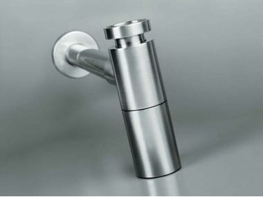 Washbasin stainless steel siphon COCOON MONO 50