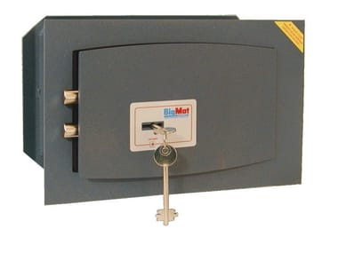 Built-in Safe with key SERIE 800