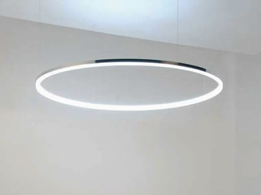 LED aluminium pendant lamp CIRCOLO MINI