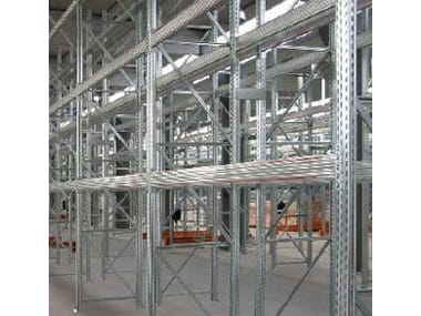 Galvanized steel shelveing system AMTOBLOK 3S