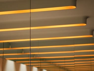 Ceiling mounted Linear lighting profile KAPPROFILE
