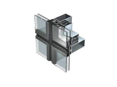 Continuous facade system SG 50