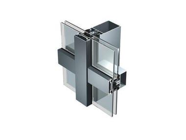 Continuous facade system SL 60