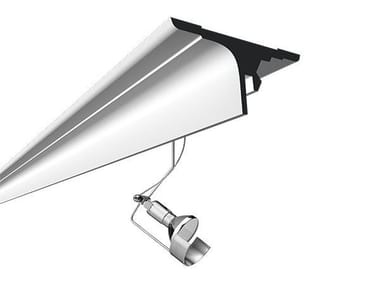 Illuminazione a binario a incasso LIGHTLIGHT® IN SYSTEM PROFILE W-W