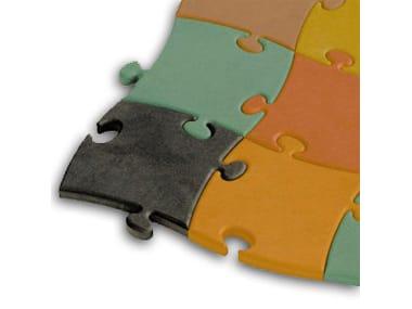 MDF wall tiles MDF TOPAN® colour FF