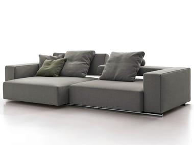 Recliner fabric sofa ANDY '13   Sofa