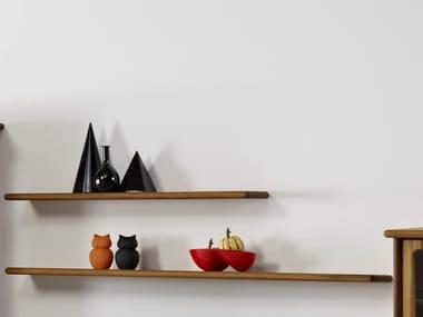 Wooden wall shelf 1176 | Wall shelf
