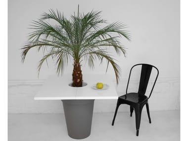 MDF vase TABLE-POT