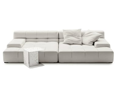 Sectional leather sofa TUFTY TIME LEATHER | Sectional sofa