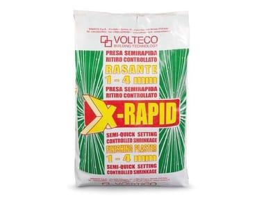 Rasante impermeabile protettivo X-RAPID